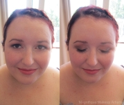 MUA: Magnifique Makeup Artistry. One of the lovely bridesmaids.